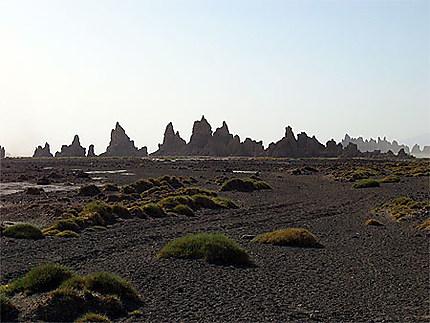 Cheminée volcaniques