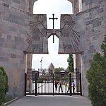 Cathédrale d'Edjmiatzin