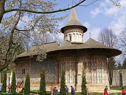 Voronet - Le monastère