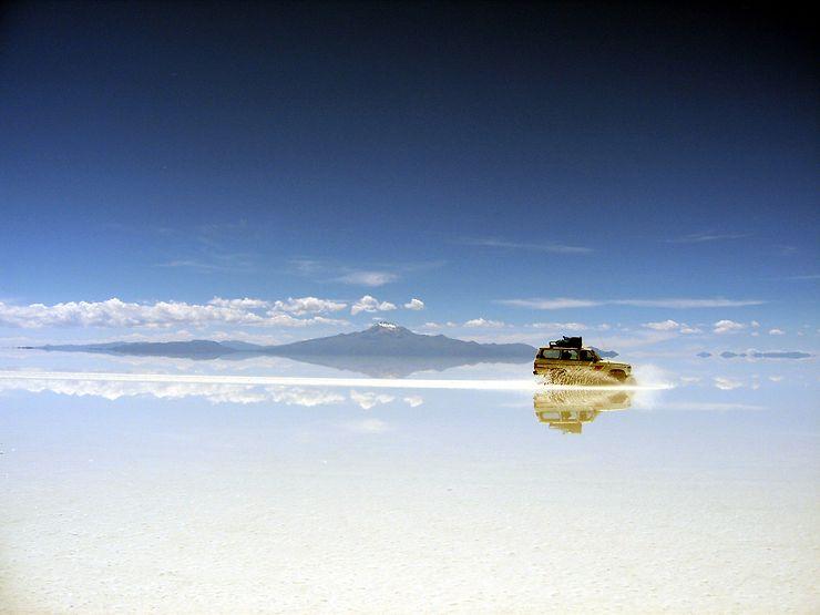 Salar d'Uyuni, Bolivie, par CHOCOBH