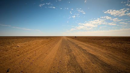 Lost in Outback