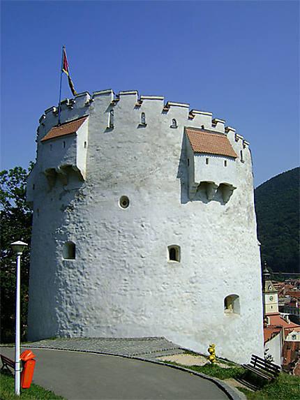 La tour blanche de Brasov