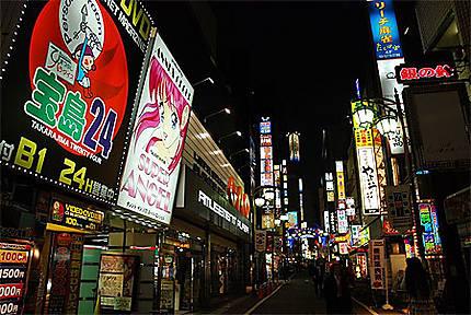 Rue de Shinjuku