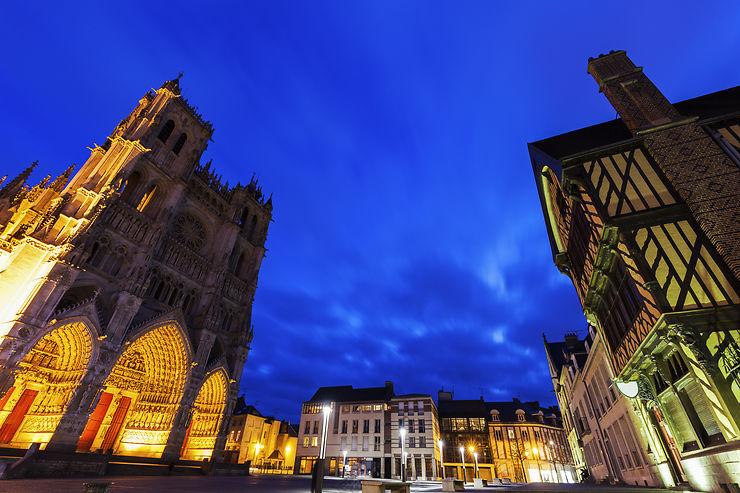Amiens et sa cathédrale (Somme)