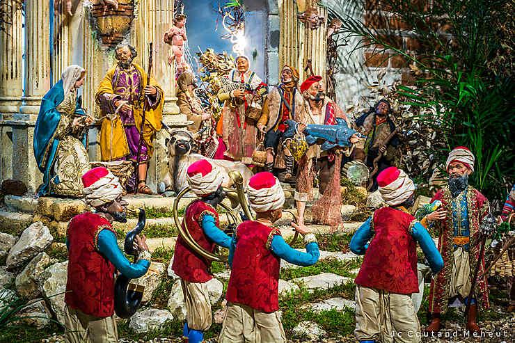 « Noël au fil des siècles » à Amboise