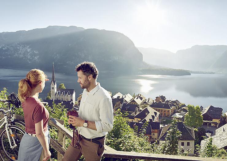 Vacances - Découvrir l'Autriche à vélo