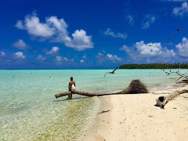 Tetiaroa - Polynésie française