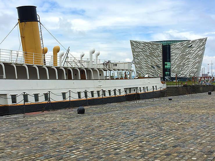 Le Titanic Quarter
