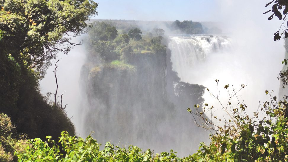 Chutes Victoria - Zimbabwe