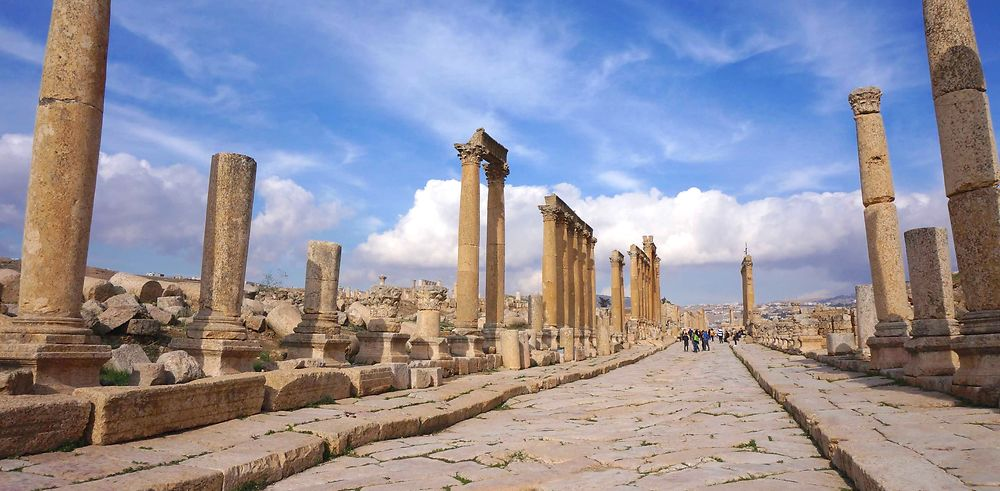 8 jours en Jordanie