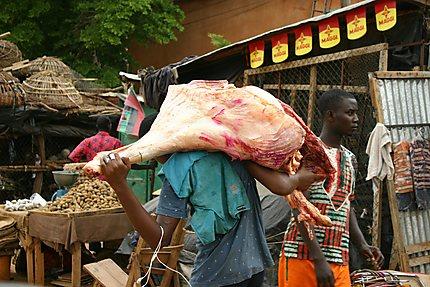 Boucher au Niger