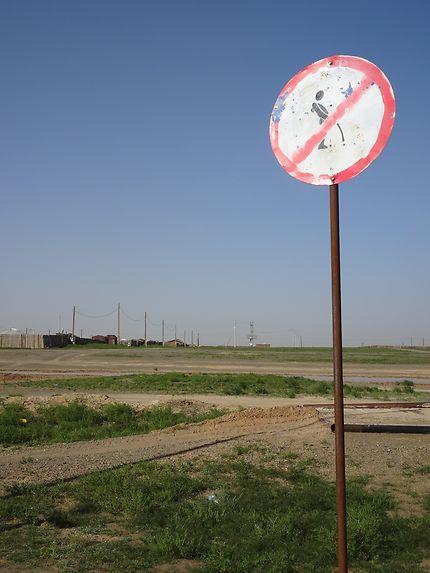 Interdiction en Mongolie