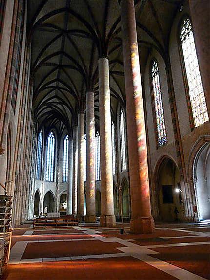L'église majestueuse