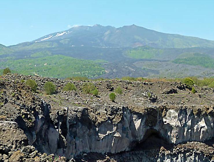 L'Etna, l'approche