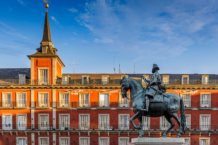 Escapade à Madrid