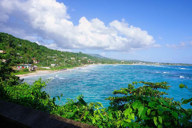 Portland et Frenchman's Cove (Jamaïque)