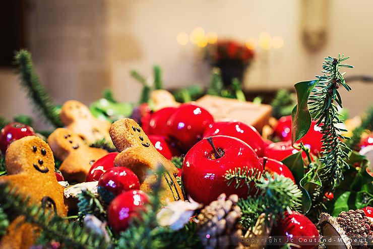 Noël gourmand au château d'Azay-le-Rideau