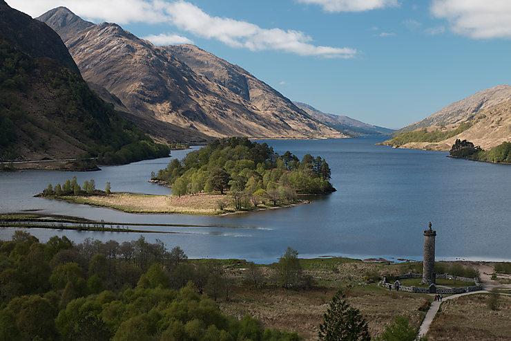 Glenfinnan, Écosse