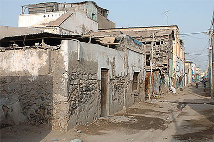 Centre ville de Djibouti