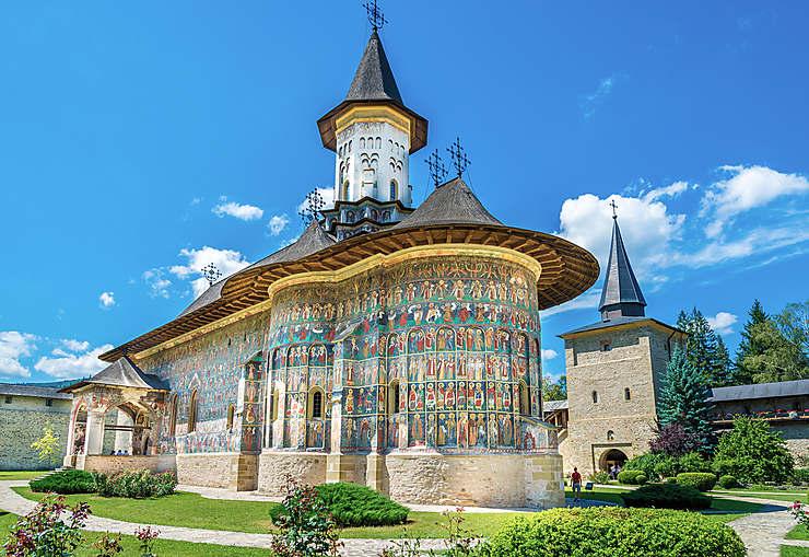 La Roumanie, si dépaysante