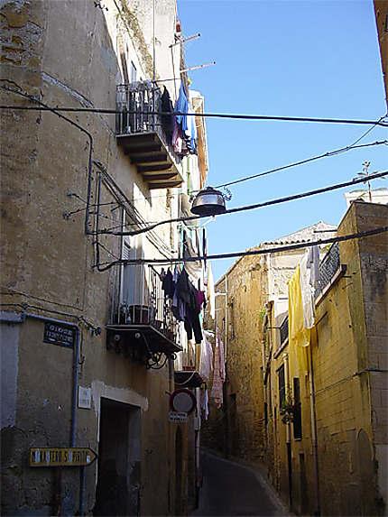 Agrigento: centre historique