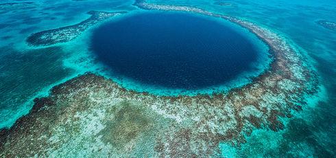 Où voir des phénomènes naturels extraordinaires ? - Office de tourisme de Belize