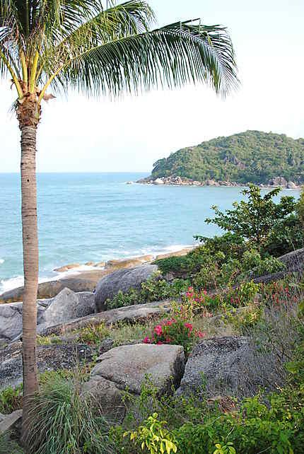 Panorama du sud de Koh Samui