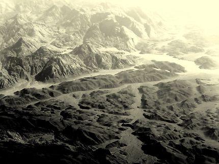 Désert montagneux (région d'Hurghada)