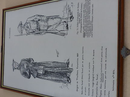 Le chapeau Saintois le Salako