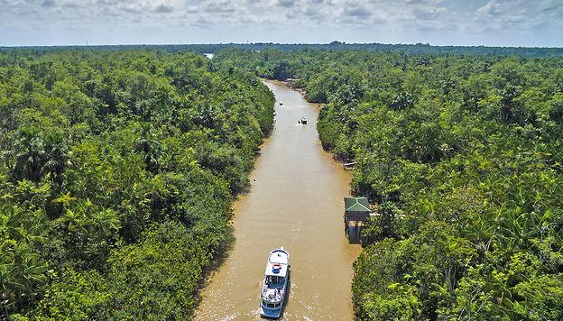 Voyage au fil de l'Amazone gustavofrazao - stock.adobe.com