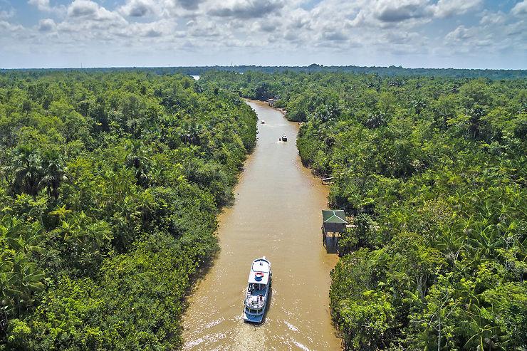 Brésil : voyage au fil de l'Amazone