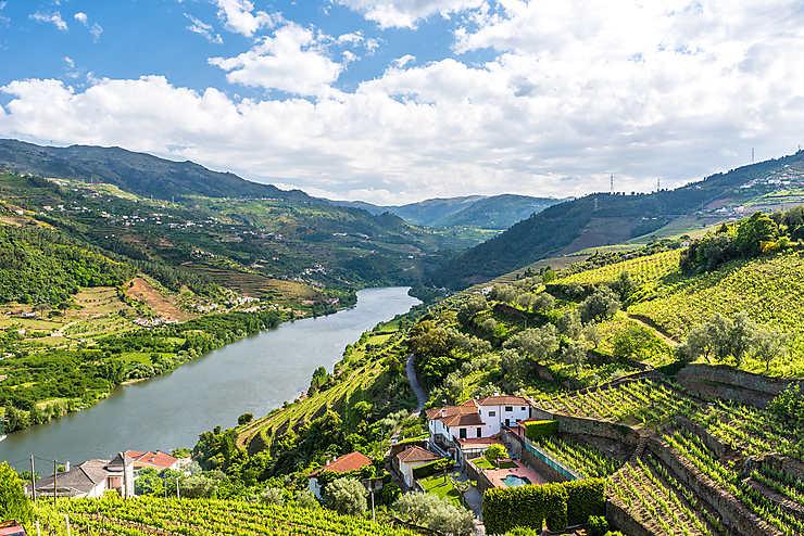 Porto et la vallée du Douro (Portugal)