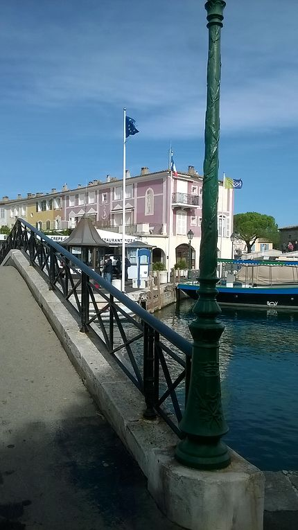 Port Grimaud la petite venise