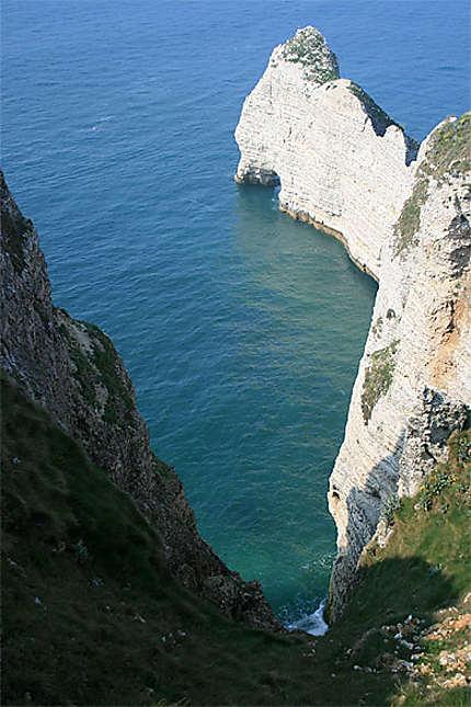 Belle mer en Normandie