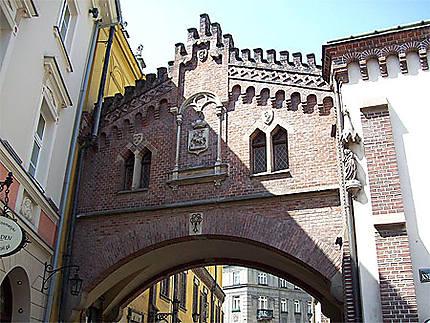 Musée des Princes Czartoryski : passerelle
