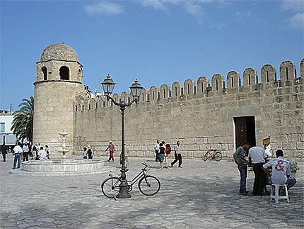 Grande mosquée de Sousse