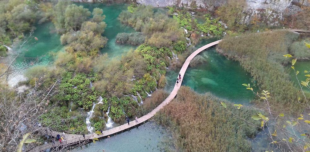 Octobre en Dalmatie en Croatie