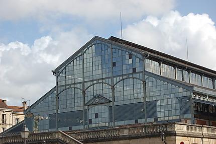 Halle du marché de Niort
