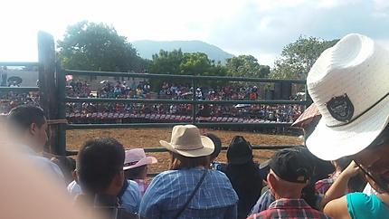 Feria en juayua