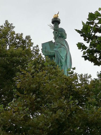 Miss Liberty au détour du chemin
