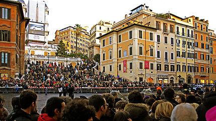 Place d'Espagne, Rome
