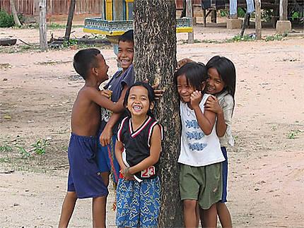Dans les environs de Phnom Penh