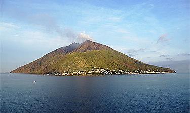 Stromboli (îles Éoliennes)