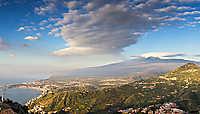 Sicile : de Catane à Messine, sous l'Etna exactement…