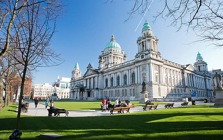 Belfast, l'autre Irlande