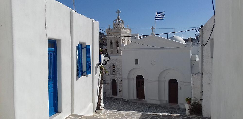 Retour de Paros/Santorin du 3 au 10 octobre 2018