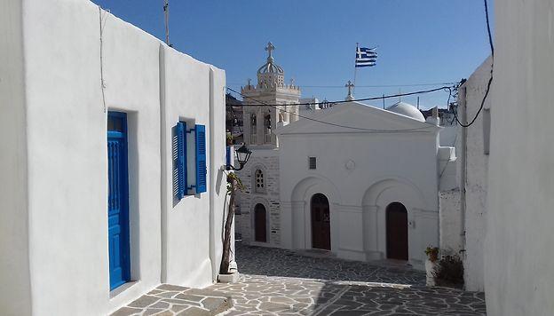 Retour de Paros/Santorin du 3 au 10 octobre 2018 francis31