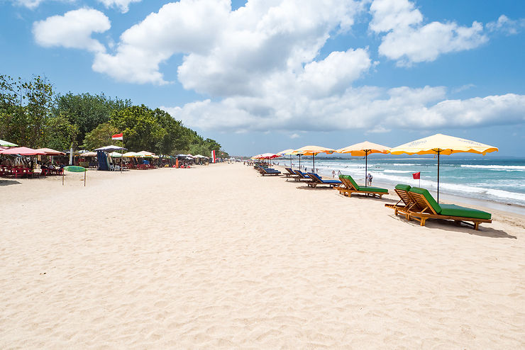 Kuta et les plages du Sud, Bali – Indonésie
