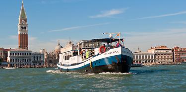 Le Pô de Venise à Mantoue, à vélo et bateau