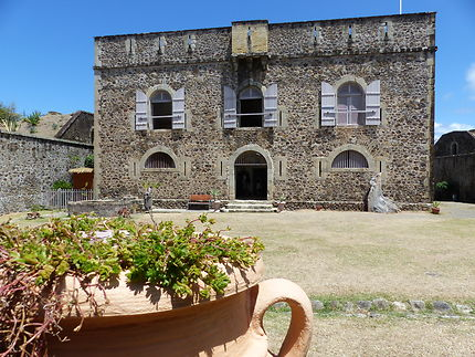 Le Fort Napoléon est un musée des Saintes